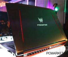 Acer Predator Helios 300 - i7-7700 - GTX 1060 6GB - ლეპტოპი